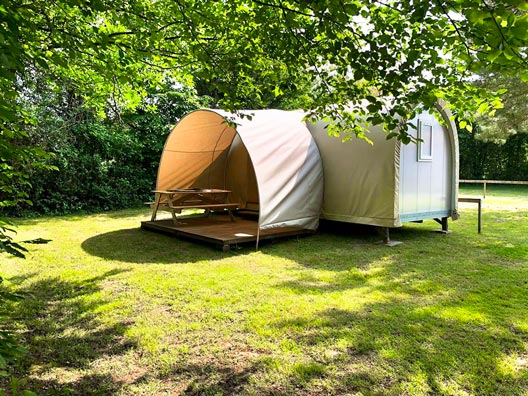 Cocorico Insolite camping au pré de l'étang