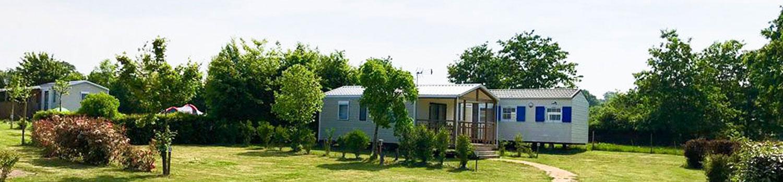 locatifs au camping Vendée