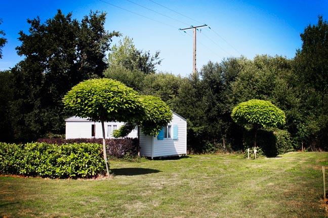 mobil home Confort camping Vendée