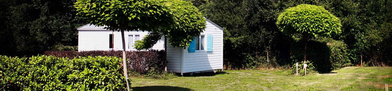 vue sur Amazon Place camping Vendée